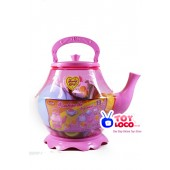 Kids Pink Teapot Play set - 9922A