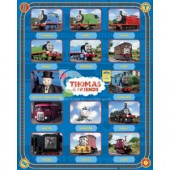 Thomas And Friend Picture Frame
