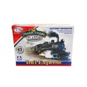 International Express Classical Train Set Track