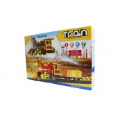 Locomotive Rail Set - Construction Series