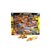 Diecast International Construction Playset