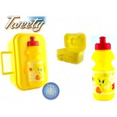 Tweety lunch Box with water bottle