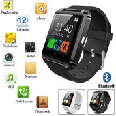 U8 Bluetooth Smart Wrist Watch Phone Mate For Android & IOS Iphone LG Sony