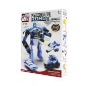 New Intelligence Building Blocks Robot Edition