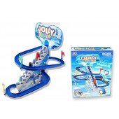 Battery Operated Jolly Penguin Track set WD1017