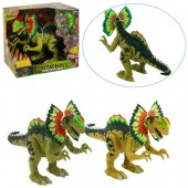 Battery Operated Cretaceous Robot Dinosaur Toy
