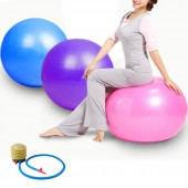 Anti-Burst Exercise Yoga Ball With Pump