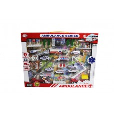 Diecast Ambulance Playset
