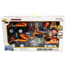 Super Construction Playset Toy